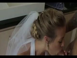 Молодая невеста ебется с женихом во все щели  смотреть онлайн