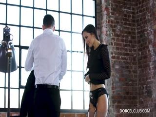 Смотреть порно кастинги с симпатичными девушками и мужчинами